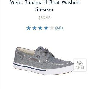 Size 9 Men's Sperrys